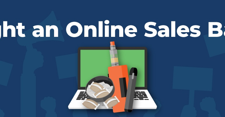 casaa call to action online sales ban