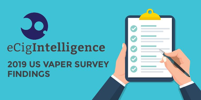 ecigintelligence survey 2019