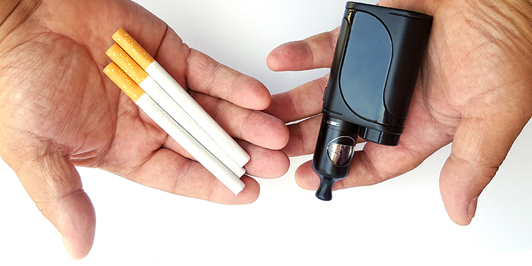 experts promote vaping casaa